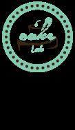 Сладкарница Cake Lab Лого