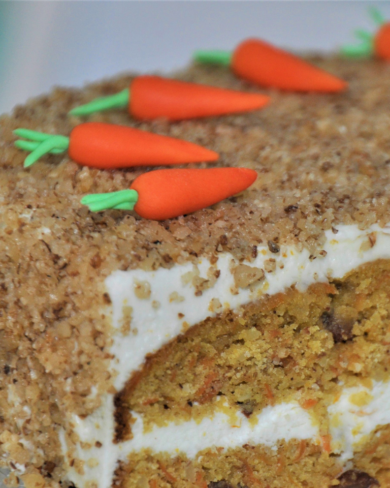 Морковена - безглутенова