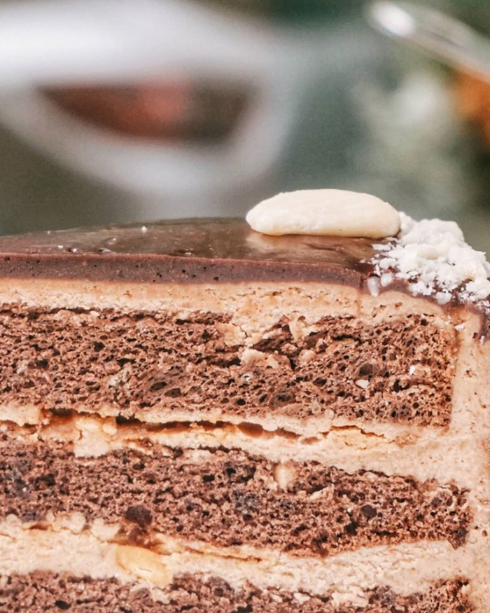 Торта Шоколад и Бейлис