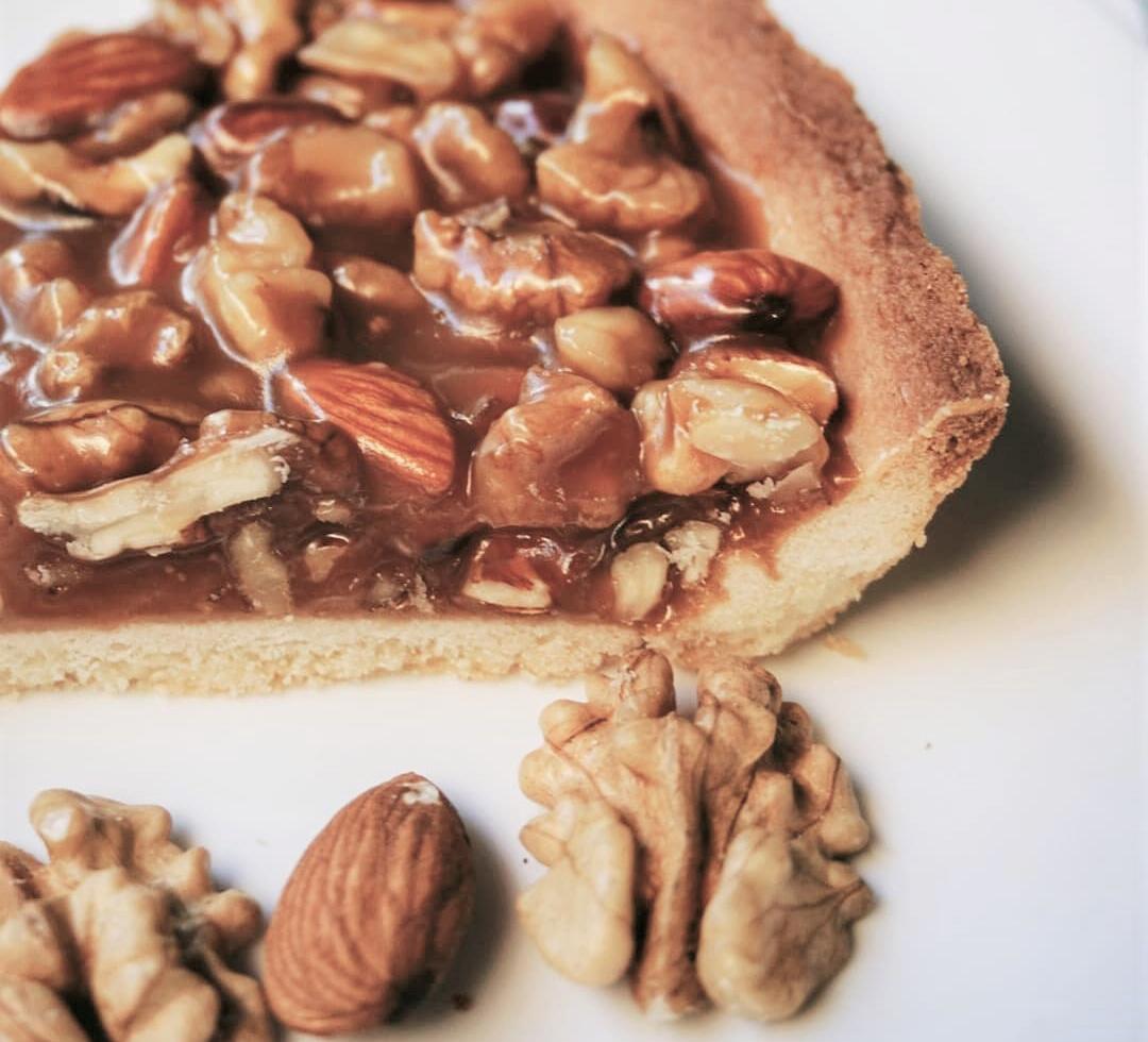 CakeLab Пай с орехи и карамел