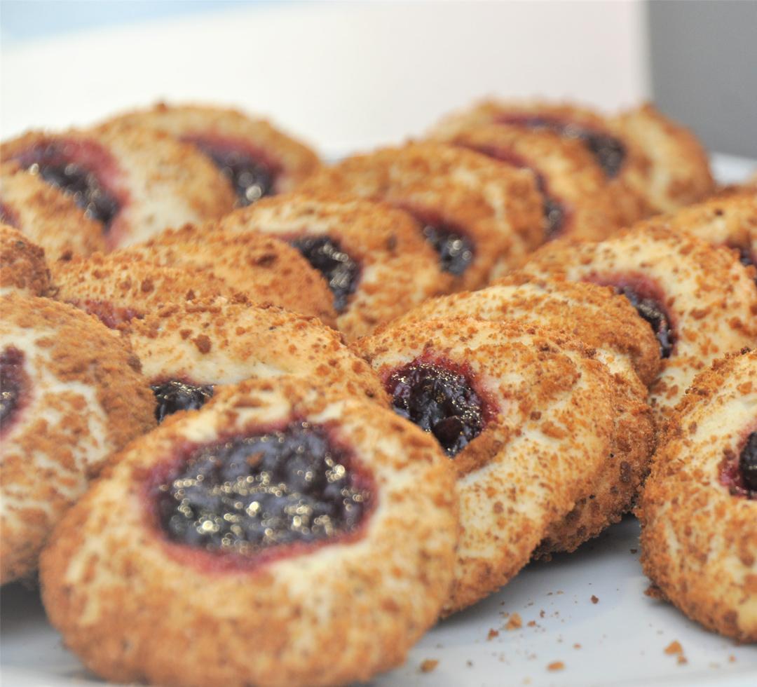 CakeLab Чийзкейк бисквити